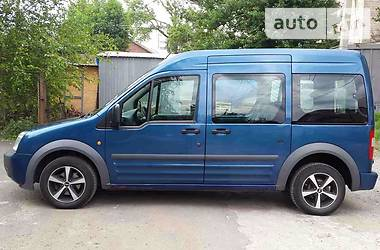 Ford Tourneo Connect пасс. 1.8Т 2008