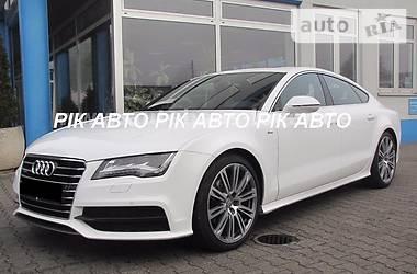 Audi A7  quattro S-Line 2014