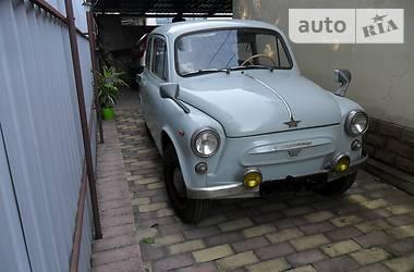 Ретро автомобили Классические заз 965 1962