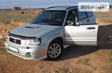 Subaru Forester 2.0 XT AT 2004