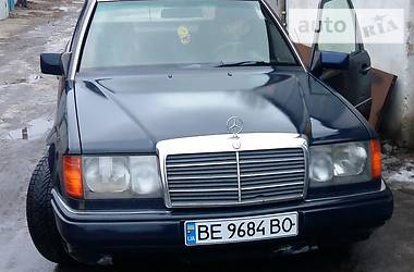 Mercedes-Benz E-Class w124 1986
