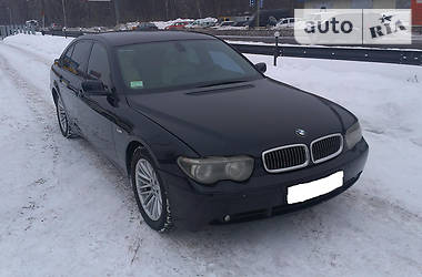 BMW 745 4.4 AT 2004