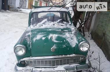 Москвич / АЗЛК 407 1963