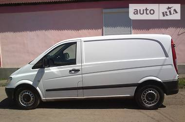 Mercedes-Benz Vito груз. 111 2007