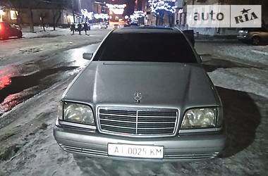 Mercedes-Benz S 300 1997
