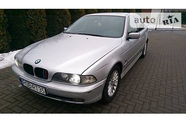 BMW 525 2.5 D  2000