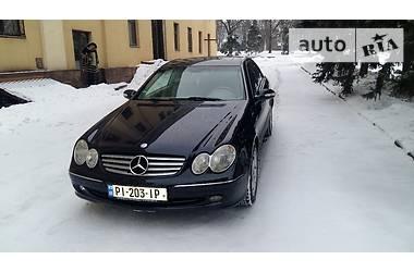 Mercedes-Benz CLK 320 2002