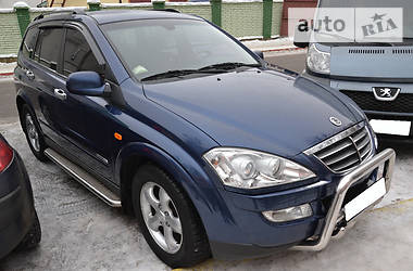 SsangYong Kyron 2.0d AT 2008