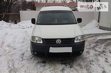 Volkswagen Caddy пасс. 2.0 Ecofuel 2007
