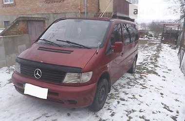 Mercedes-Benz Vito пасс. 638 2001