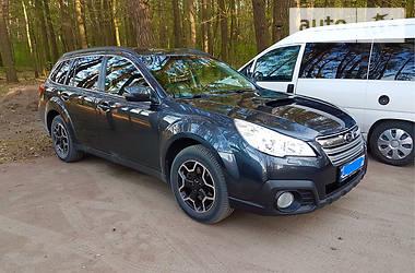 Subaru Outback Turbo 2014