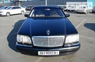 Mercedes-Benz S 600 W 140 1994