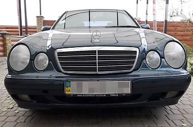 Mercedes-Benz E-Class Classic 2000