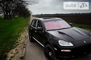 Porsche Cayenne 4.8 Turbo Tech-Art 2008