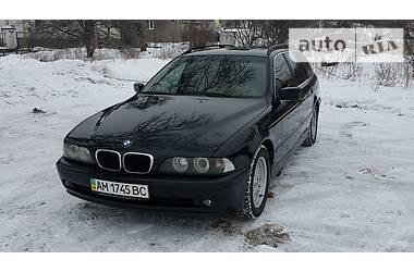 BMW 525 E39 525i touring 2002