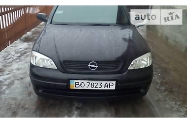 Opel Astra G 1.4 2007