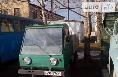 IFA (ИФА) Multicar 1989