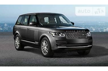 Land Rover Range Rover HSE LR-V6 TURBO 2017