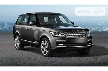 Land Rover Range Rover VOGUE SE LR-V6 TURBO 2017
