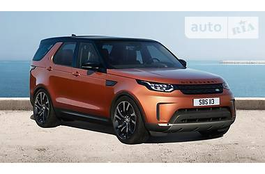 Land Rover Discovery FIRST EDITION SI6 2017