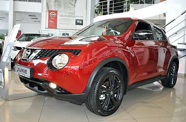Nissan Juke SE+ACTIVE black 2017
