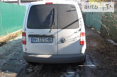Volkswagen Caddy груз. 1.9 TDI 2008