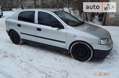 Opel Astra G 1.6 i 16v 1998