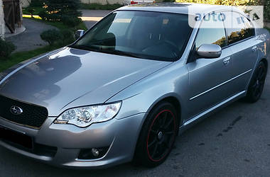 Subaru Legacy LIMITED EDITION 2009