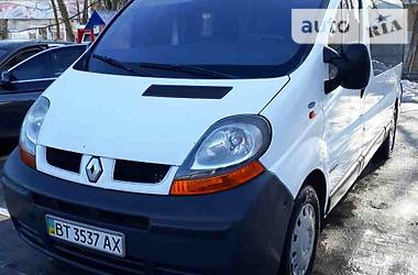 Renault Trafic пасс. 2005