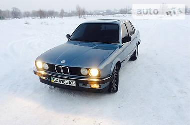 BMW 324 tds 1986