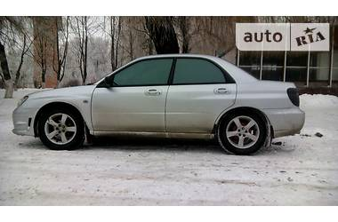 Subaru Impreza AWD 2006