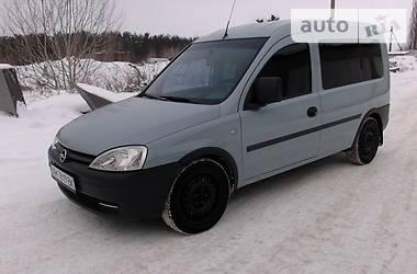 Opel Combo пасс. 1.7 CDTI 2006