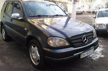 Mercedes-Benz ML 430 W 163 1999
