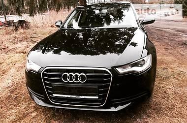 Audi A6 Lim.  sport 2013