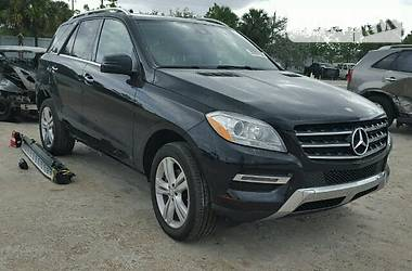 Mercedes-Benz ML 250  2015