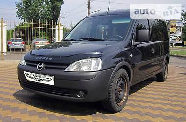 Opel Combo пасс. 1.7 CDTI 2008