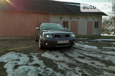 Audi A6 1.9 TDI 130 2002