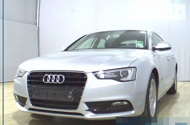 Audi A5 Sportback 2.0 TDI 2013