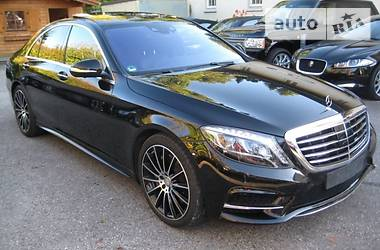 Mercedes-Benz S 350 CDI BlueTec 4MATIC L 2015