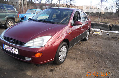 Ford Focus 1.8 Turbo DI 2001