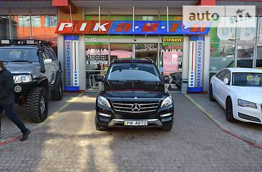 Mercedes-Benz ML 350 BlueTEC 4MATIC 2015