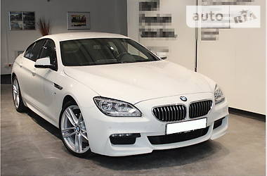 BMW 640 4.0d 2014