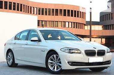 BMW 530 d 2013