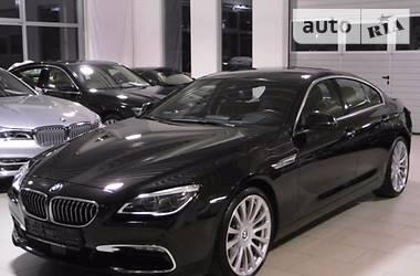 BMW 640 Gran Coupe 2015