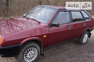 ВАЗ 21093 1989