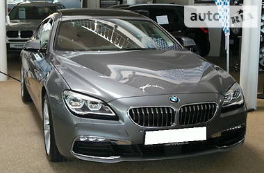 BMW 640 Gran Coupe 2015
