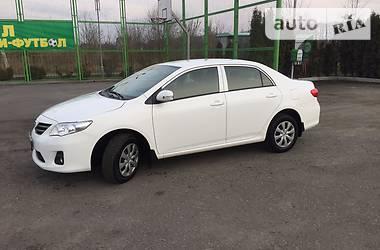 Toyota Corolla 1.4 2012