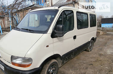 Renault Master пасс. 1999