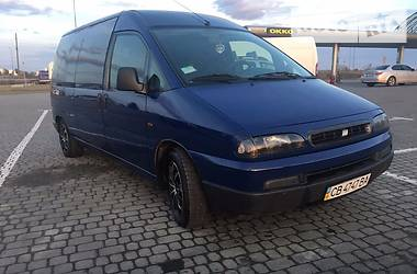 Fiat Scudo пасс. 2003