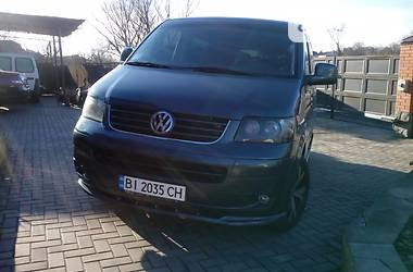 Volkswagen Multivan 2.5 TDI 2006
